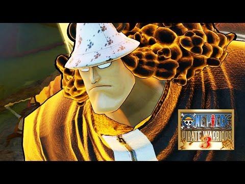 One Piece: Pirate Warriors 3 PS4: Dream log – Bartholomew Kuma (Jap/Ger)