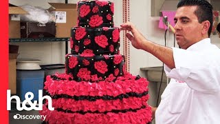 Bolo de flamenco | Cake Boss | Discovery H&H Brasil