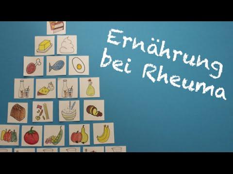 Ernährung Bei Rheuma - Rheumawoche Video 5