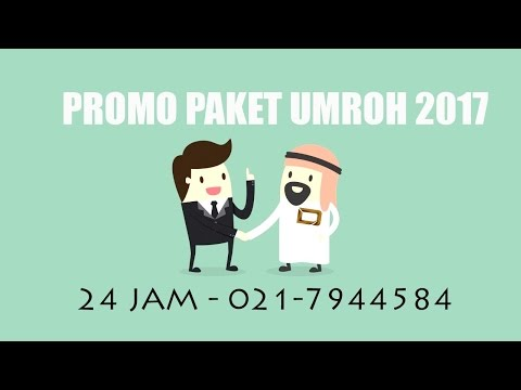 Video paket umroh plus liburan