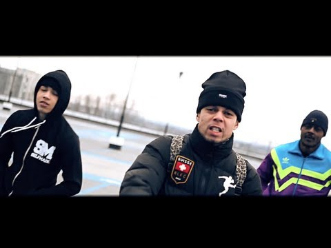Capz feat Kozzie & Trilla - Grime [Music Video] @CapzMuzik | Link Up TV