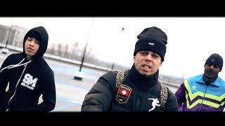 Capz feat Kozzie & Trilla - Grime [Music Video] @CapzMuzik