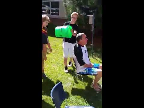 Groves Academy Ice Bucket Challenge for ALS Awareness