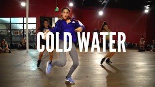 COLD WATER Major Lazer Ft Justin Bieber Kyle Hanagami Choreography