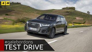 Audi SQ7   Test drive rock da 435 cavalli! [ENGLISH SUB]