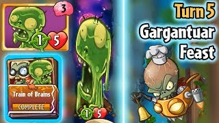 "download lagu Plants Vs Zombies Heroes - Zomblob Gameplay In ""train gratis"