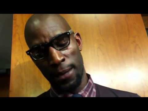 Kevin Garnett: 'It's all out from here on out'