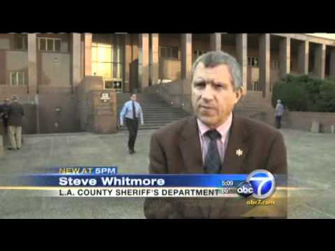KABC-TV-ACLU Sues LA Sheriff Lee Baca and LA Sheriff's Department Over Deputy on Inmate Abuse