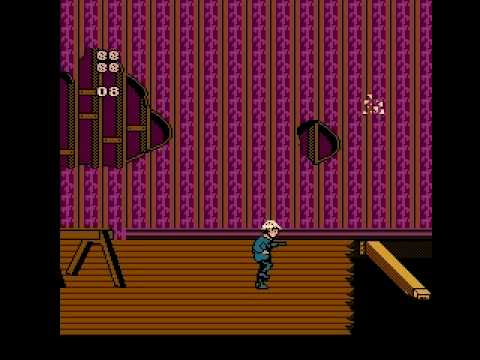 Let´s Play Home Alone 2 : Lost in New York for NES PART 3 Uncle´s House