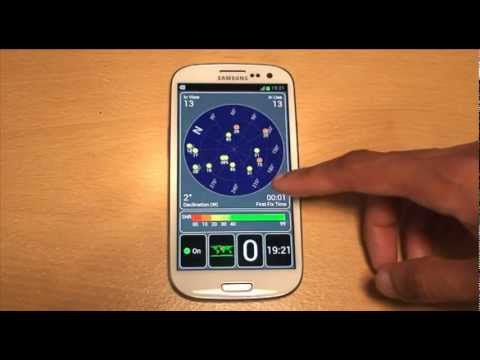 Samsung Galaxy S3 GPS Lock on Speed Test Demo