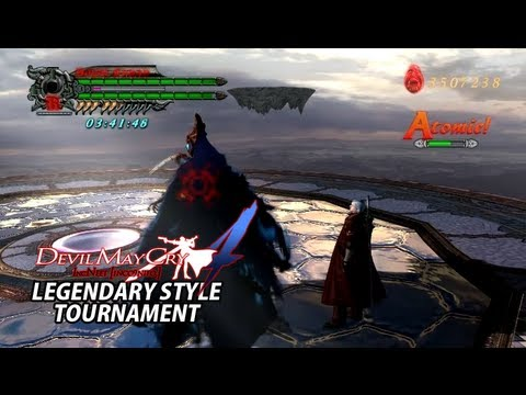 Legendary Style Tournament 1 - DMC4 (Dante) incNeet