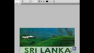 Photoshop | Sinhala - Text effect #1