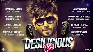 DJ Shadow Dubai | Desilicious 53 | Audio Jukebox
