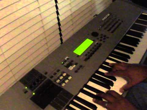 Alabaster Box On Piano By Ron Jefferson video