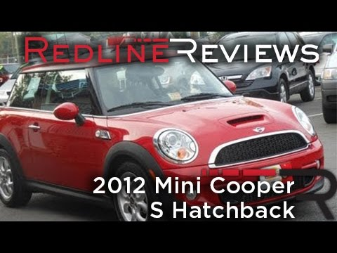 2012 Mini Cooper S Hatchback Review. Walkaround. Start Up. Test Drive