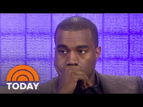 #TBT: Kanye West's HEATED TODAY Interview With Matt Lauer | TODAY