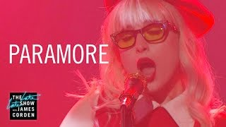 Paramore: Told You So - Late Late Show with James Corden