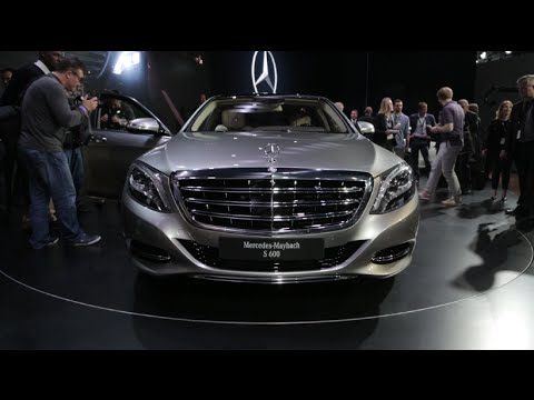 2016 Mercedes-Benz Maybach S600 - 2014 L.A. Auto Show