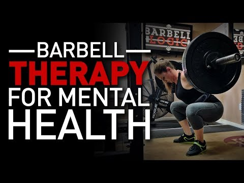 Barbells for Therapy? Mental Health Benefits of Strength