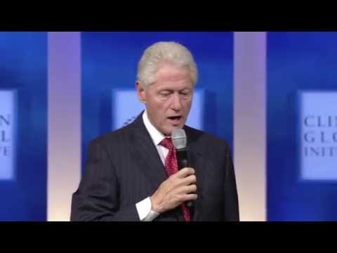 President Bill Clinton's Closing Remarks of the 2014 Annual Meeting