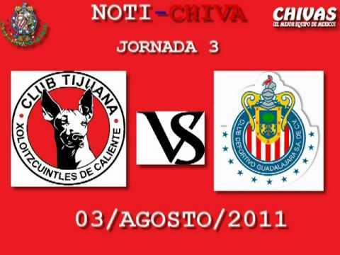 Noti-chiva   Pretemporada Y Calendario Para El Apertura 2011 video
