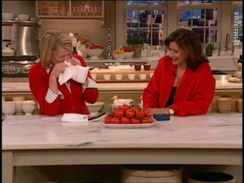 The Martha Stewart Show Blooper Reel