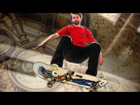 HISTORY OF THE OLLIE! | HOW TO SKATEBOARD EP. 5