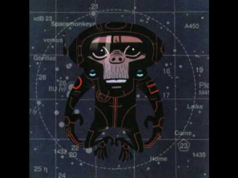 Spacemonkeyz versus Gorillaz - Lil&#039; Dub Chefin&#039; (M1 A1)
