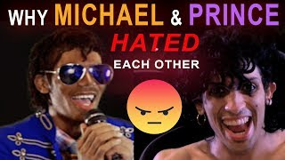 The REAL Reason Why MICHAEL JACKSON & PRINCE Hated Each Other! LMAO!!!