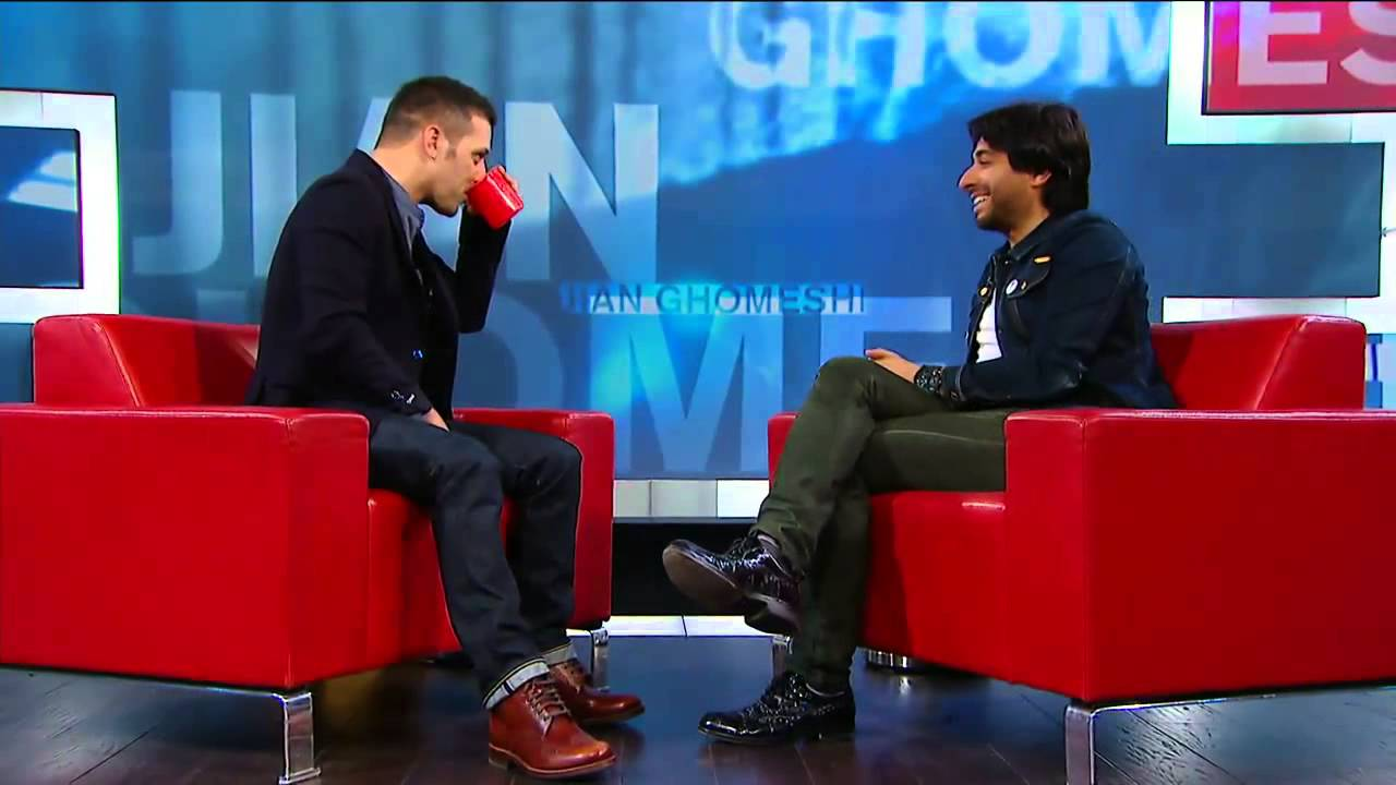 Jian Ghomeshi On George Stroumboulopoulos