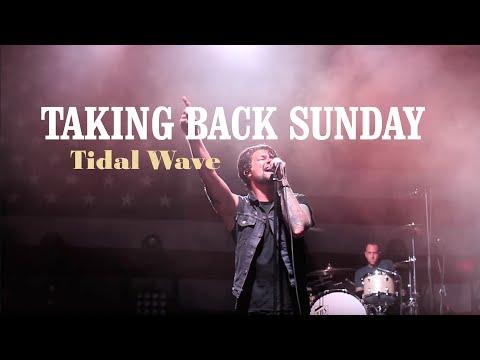 Taking Back Sunday Tidal Wave rock music videos 2016