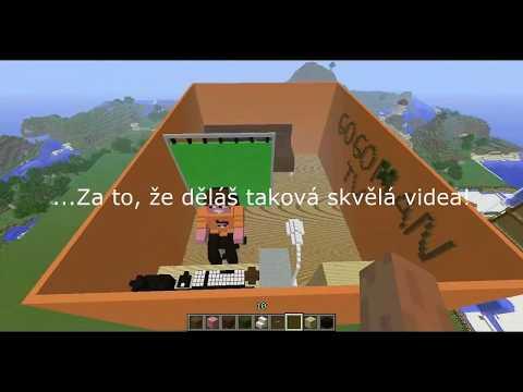 PRO GOGA - Minecraft timelapse - GoGoManTV - Riki723 a Maty1