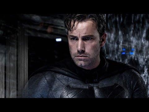 Ben Affleck Updates On Batman Movie