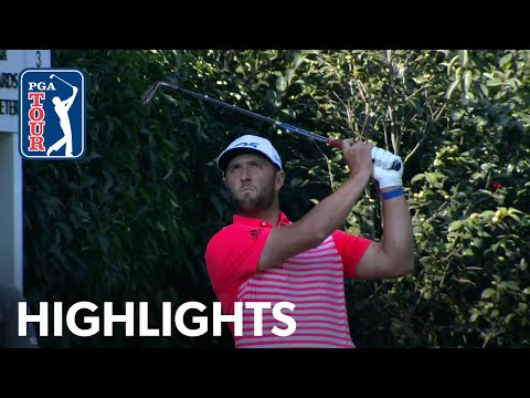Jon Rahm shoots 10-under 61 | Round 3 | WGC-Mexico