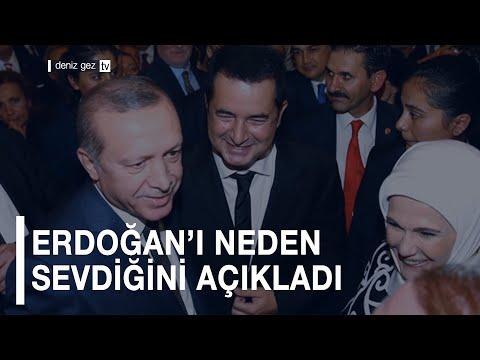 Acun Ilıcalı, Tayyip Erdoğan'ı neden sevdiğini açıkladı