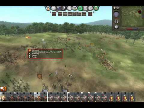 M2TW: The Historical Battle of Hastings 1066 (William & Harold w/ edited