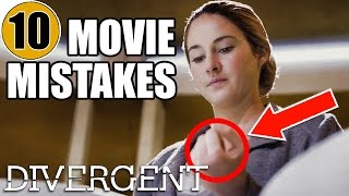 10 Mistakes of DIVERGENT You Didn't Notice