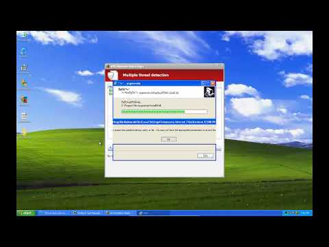 AVG Antivirus Free 2011 test