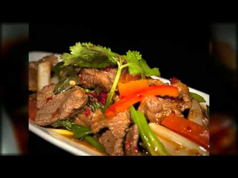 Mangosteens Thai Cuisine Menu: One of the best Thai restaurants in Toronto