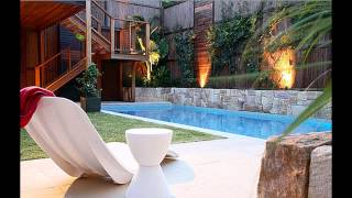 stunning small garden swimming pools