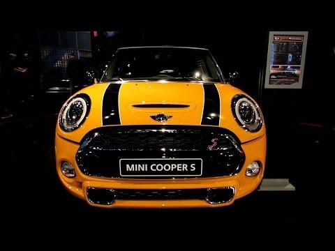 2015 Mini Cooper S Hardtop - Exterior and Interior Walkaround - Debut at  2013 LA Auto Show