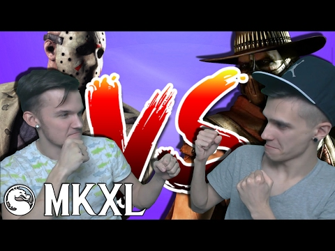 ЖИВЫЕ VS. НЕЧИСТЬ • Mortal Kombat XL