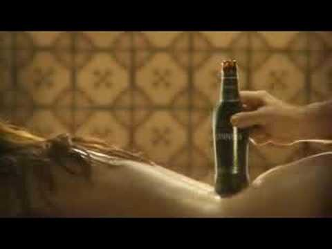 Cerveza Guinness, share one Video