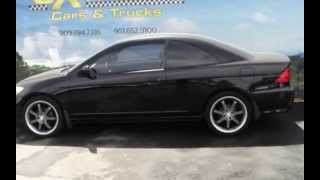 Used 2005 Honda Civic Coupe for sale in Riverside,CA - Preowned Civic Dealers