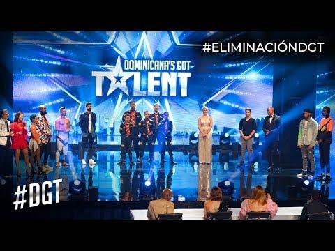 Resultados tercer show #SemifinalDGT | Dominicana´s Got Talent 2019