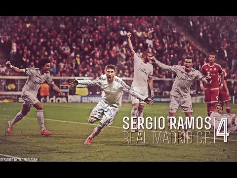 Sergio Ramos ► Best Goals Ever l  2007-2014 HD