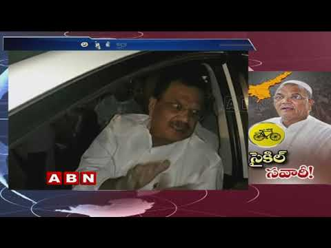 Kadapa Senior Political leader Syed Ahmadullah may Join in TDP Party | ABN Telugu