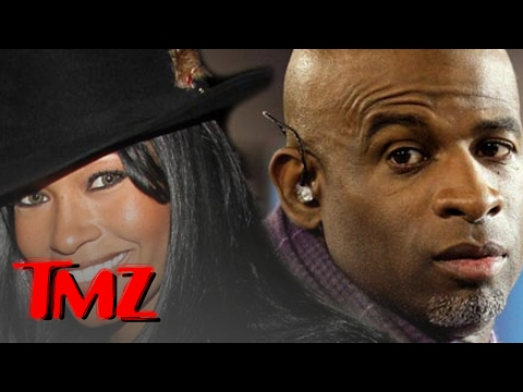 Deion Sanders -- Wife Problems