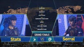 Campeonato del mundo de Starcraft 2 Gran Final Stats vs Serral