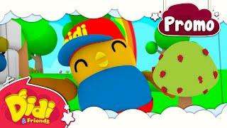 Didi & Friends English Nursery Rhymes & Kids Songs   Coming Soon!